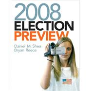 2008 Election Preview,9780136025443
