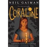 Coraline Graphic Novel, 9780060825454