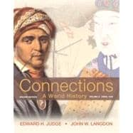 Connections : A World History, Volume 2,9780205835454