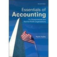 Essentials of Accounting for Governmental and Not-for-Profit..., 9780078025457