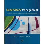Supervisory Management, 8th Edition
