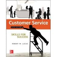 Customer Service Skills for Success,9780073545462