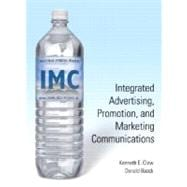 Integrated Advertising, Promotion, and Marketing Communications,9780131405462