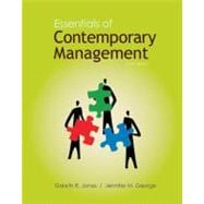 Loose-Leaf Essentials of Contemporary Management