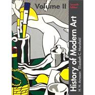 History of Modern Art volume II Plus MySearchLab with eText -- Access Card Package