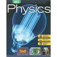 Holt Physics, 9780030735486
