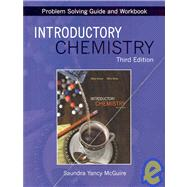 Problem Solving Guide and Workbook for Introductory Chemistry,9780805305487