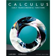 Calculus : Early Transcendental Functions,9780538735506