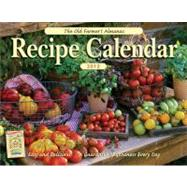 The Old Farmer's Almanac 2012 Recipe Calendar, 9781571985514  