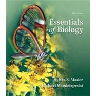 Essentials of Biology, 9780073525518  