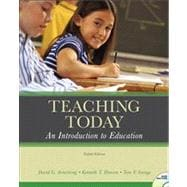 Teaching Today : An Introduction to Education,9780131595521