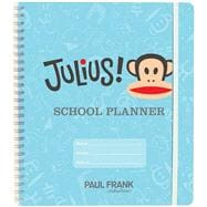 Julius! School Planner, 9780811865531  