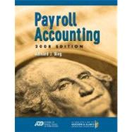 Payroll Accounting 2008 (with ADP's PC Payroll for Windows CD-ROM and Klooster/Allen's Computerized Payroll Accounting Software)