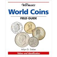 Warman's World Coins Field Guide : Values and Identification, 9781440205552  