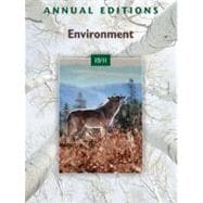 Annual Editions: Environment 10/11