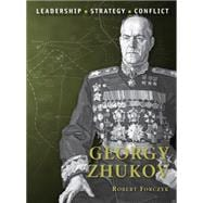 Georgy Zhukov: Leadership, Strategy, Conflict, 9781849085564