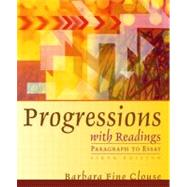 Progressions with Readings,9780321145567