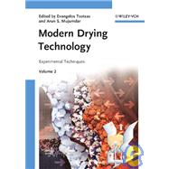 Modern Drying Technology, Experimental Techniques, 9783527315574  