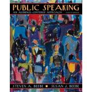 Public Speaking : An Audience-Centered Approach,9780205295593