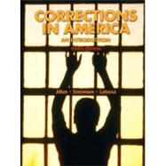 Corrections in America and Student Resource CD Package,9780131525603
