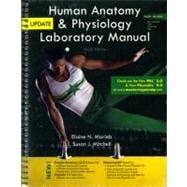 Human Anatomy and Physiology Laboratory Manual, Main Version, Update,9780321765604