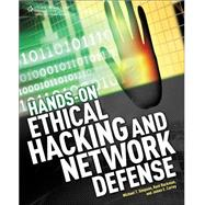 Hands-On Ethical Hacking and Network Defense,9781133935612