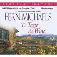 To Taste the Wine: Library Edition, 9781441885623  