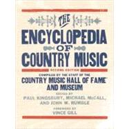 The Encyclopedia of Country Music, 9780195395631