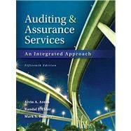 Auditing and Assurance Services,9780133125634