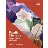 Family Therapy : History, Theory, and Practice,9780131725638