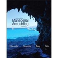Fundamental Managerial Accounting Concepts,9780078025655