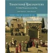 Traditions & Encounters, Volume 1, with Primary Source Investigator and PowerWeb
