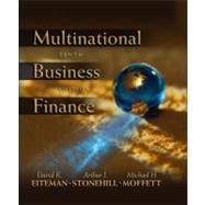 Multinational Business Finance,9780201785678