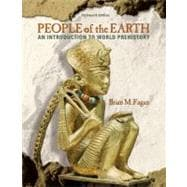 People of the Earth : An Introduction to World Prehistory,9780205735679