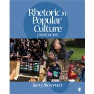 Rhetoric in Popular Culture,9781412975681