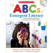 The ABCs of Emergent Literacy; DVD & Guide for Caregivers of..., 9780545195683