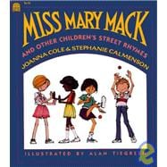 Miss Mary Mack, 9781442005686  