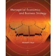 Managerial Economics and Business Strategy,9780073375687