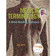 Medical Terminology & Vangonots Cpn Package,9780135005699