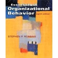 Essentials of Organizational Behavior,9780131445710