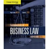 Cengage Advantage Books: Fundamentals of Business Law Excerpted Cases