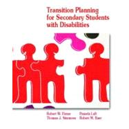 Transition Planning for Secondary Students With Disabilities,9780130205728