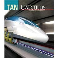 Student Solutions Manual (Chapters 0-9) for Tan's Single Variable Calculus: Early Transcendentals