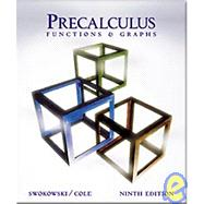 Precalculus With Infotrac: Functions and Graphs (Book with CD-ROM),9780534435745