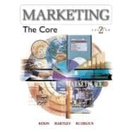 Marketing : The Core with Online Learning Center Premium Content Card