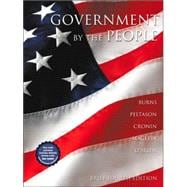 Government by the People, Brief Edition, 2001-2002 Edition