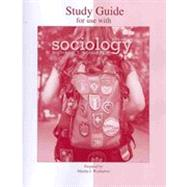 Student Study Guide for use with Sociology 12/e,9780077275754