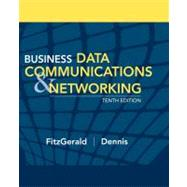 Business Data Communications and Networking, 10th Edition,9780470055755