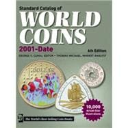 Standard Catalog of World Coins 2001 to Date, 2012, 9781440215759  