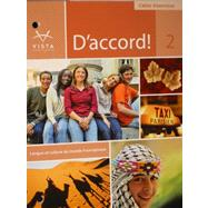 Daccord! Level 2 Cahier d'exercices,9781605765761
